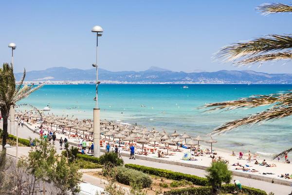 Appartement El Arenal Mallorca - Apartamentos Mix Bahia Real